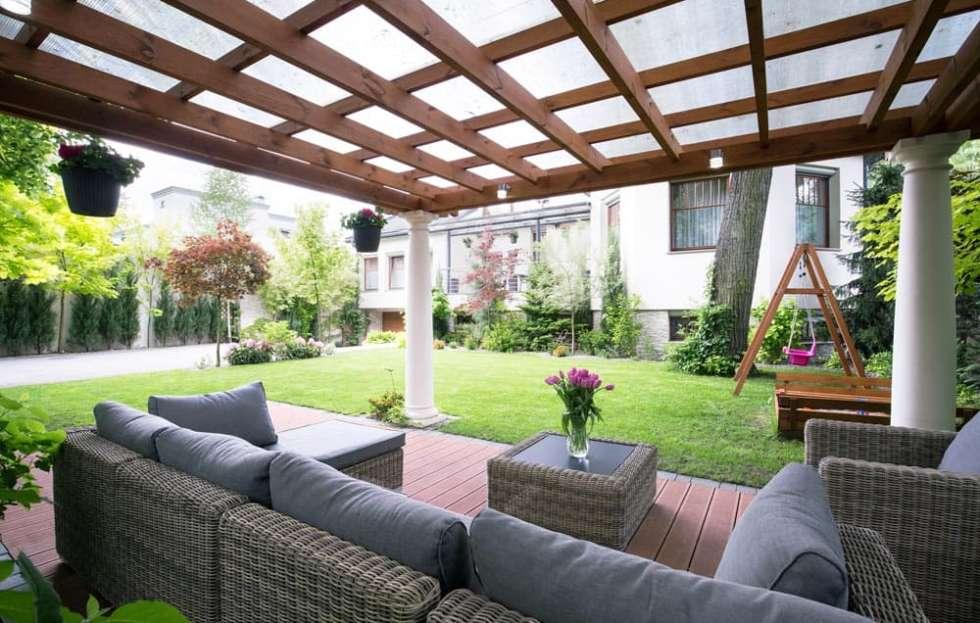 Experimenta todas las estaciones con una nueva veranda.
