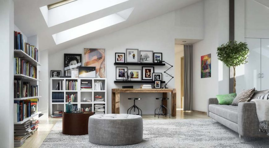 Ristrutturazione di un loft