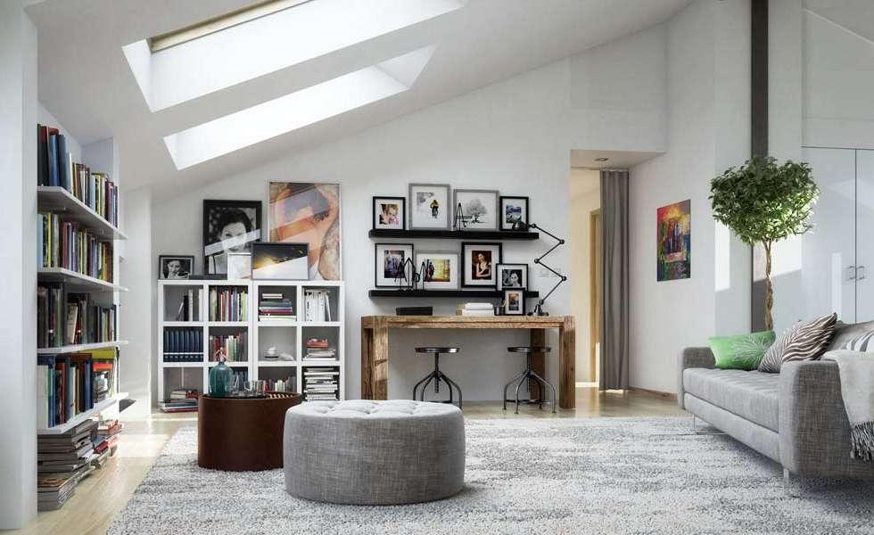 I vantaggi della ristrutturazione di un loft per ottenere un for Case loft