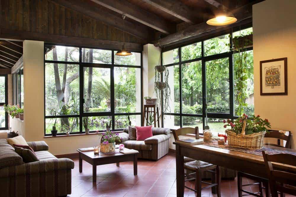 Quanto costa ampliare casa prezzi idee e consigli utili per ottenere - Cucina in veranda ...