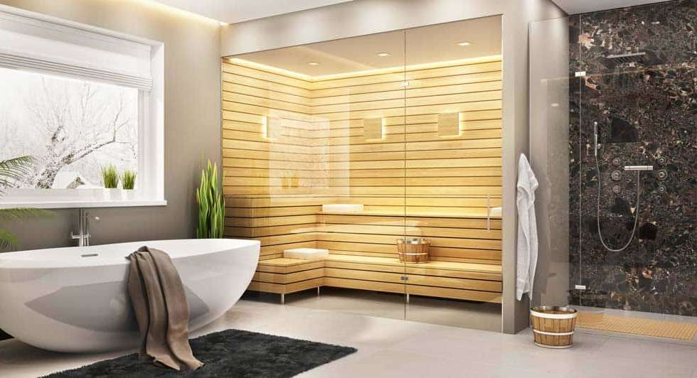 how to turn the bathroom into a spa