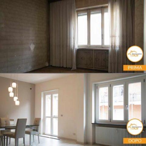 Ristrutturazione appartamento di 88 mq