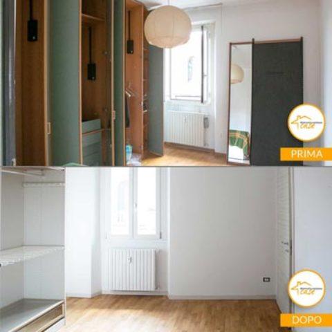 Ristrutturazione appartamento – mq 75