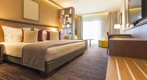 Ristrutturazione albergo