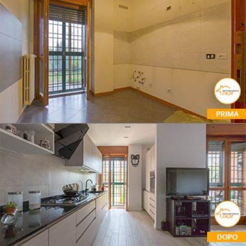 Ristrutturazione appartamento di 40 mq