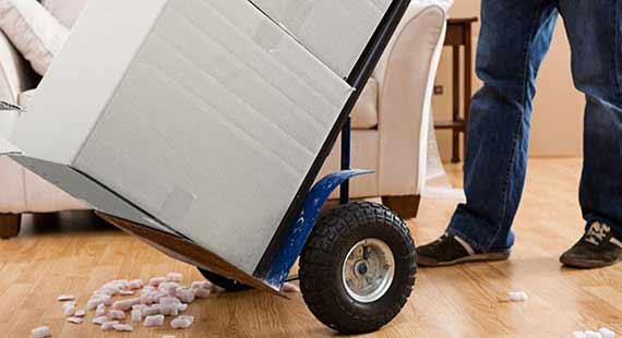 Movimentazione mobili completa e compresa nel prezzo - Smontaggio mobili ...